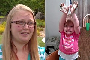 爸爸意外昏厥 2歲娃冷靜打電話求救 獲讚英雄