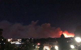 山火延烧 洛杉矶加大学生遭池鱼之殃
