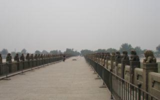 芦沟桥上有多少只石狮?你来猜猜!