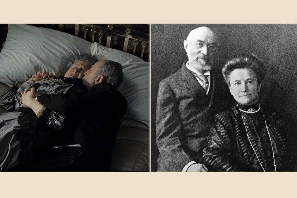 《铁达尼号》中相拥而逝的老夫妇 真实故事更催泪