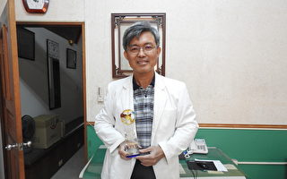 仁心仁术服务偏乡  徐超群荣获医疗典范奖