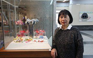 賈瑪莉纖維藝術創作   港藝中心精彩開展