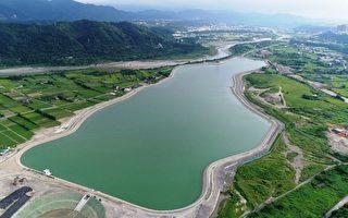 中庄調整池竣工 蔡英文:石門水庫永續利用