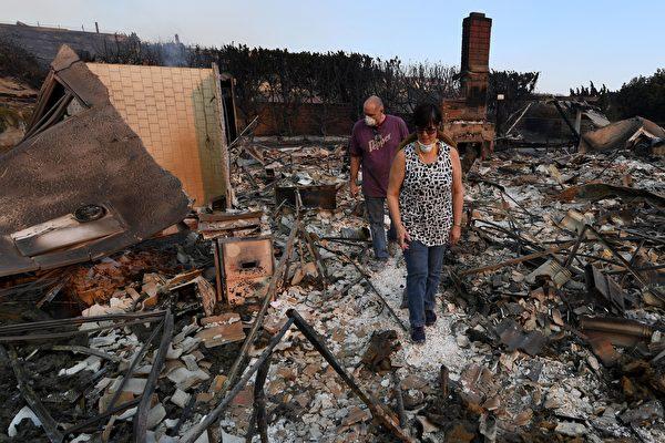 加州野火无情 State Farm三日收近530份索赔