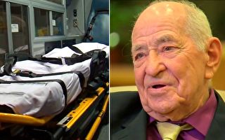 91歲爺爺死了10分鐘又活過來 只為履行一個甜蜜約定