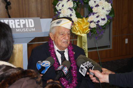 珍珠港倖存老兵Armando Galella講述當年故事