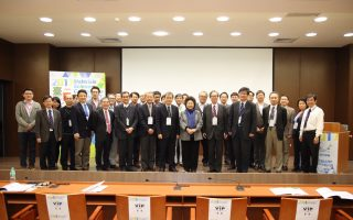 台日双边材料研讨会 陈菊:推材料高值化