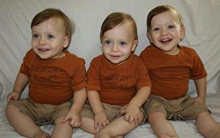 """阿嬷给三胞胎孙子""""取名"""" 办户口工作人员连夸真有才"""