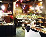 位於卡爾加里南部的Bolero西餐廳提供週日自助早午餐。