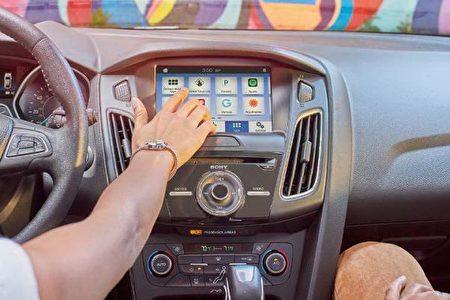 Ford Focus配备8寸多点电容触控大屏,提供SYNC 3车载连接系统。卡城卡尔加里Maclin Ford车行