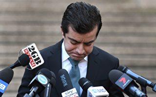 被指親中共 無視澳洲利益 參議員鄧森辭職