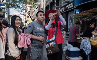 外媒:文在寅訪華不久 中共再禁旅遊團赴韓