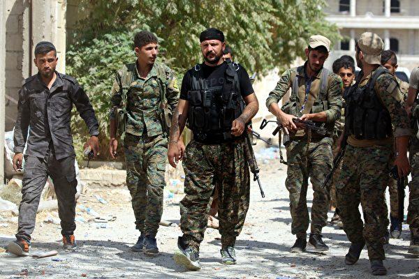 美領導聯軍收復97%被IS占領伊敘土地