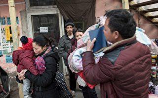 驱逐低端人口 北京郊区现空村 百业萧条
