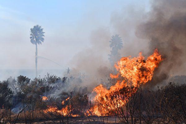 為何2017加州野火季如此猛烈?