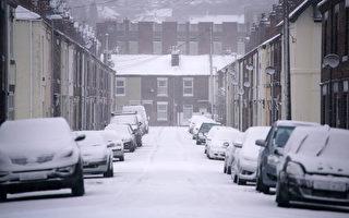 英降四年來最大暴風雪 班機停飛 道路受阻