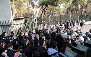 伊朗示威者喊獨裁者去死 川普:高壓政權必倒