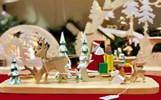 在美國巴爾的摩內港感受德國聖誕傳統
