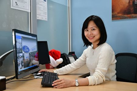 Jasmine Chen,卡城卡尔加里Maclin Ford车行的华语顾问。