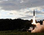 朝鲜在11月29日凌晨试射洲际弹道导弹。(Photo by South Korean Defense Ministry via Getty Images)