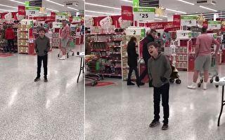 10岁自闭童超市献歌一鸣惊人 获邀录唱片