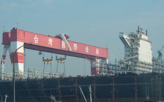 台船與比利時商簽MOU 搶攻離岸風電海下基礎