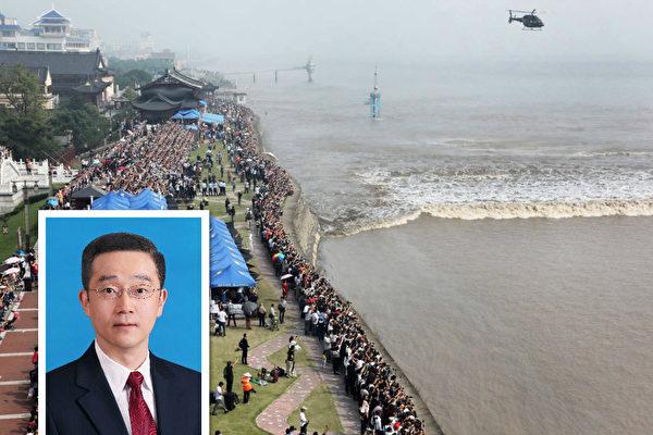 中共前國家主席胡錦濤之子胡海峰升職傳聞再次存在變數。(大紀元合成圖)
