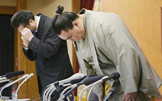 日相撲橫綱打人事件 警方要求 「嚴重處分」