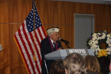 珍珠港幸存老兵Armando Galella讲述76年前经历