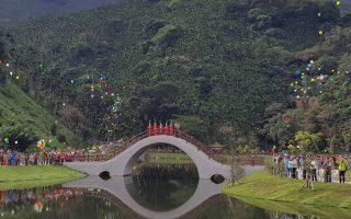 花蓮旅遊新亮點蓬萊仙島-吉利潭