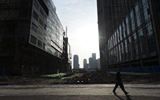 中共地方政府债务问题严重。(GREG BAKER/AFP/Getty Images)