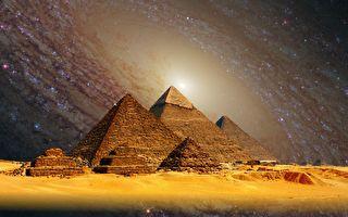 考古学家质疑金字塔并非古埃及人所建