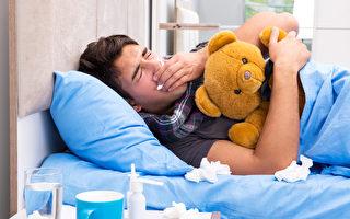 """加国医生:男士患""""男人流感""""不是装病"""