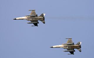 中华民国国防部表示,媒体报导反制中共擅自启用M503新航路 台湾空军将IDF全年驻防澎湖列为选项之一纯属臆测报导。(SAM YEH/AFP/Getty Images)