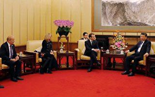 法国总统马克龙周一(1月8日)开始展开为期三天的对华国事访问,备受关注。(Andy Wong- Pool/Getty Images)