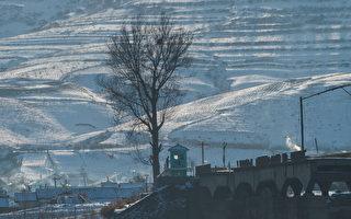 组图:核战阴影下 外国记者眼中的中朝边境