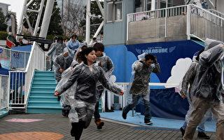 因应朝鲜导弹 东京举行二战后首次疏散演习