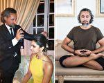 从宝莱坞到好莱坞 名人发型师揭秘灵感之源