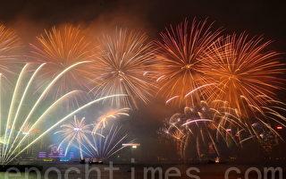 美国国庆节 吉尔罗伊将举行旧金山湾区唯一的烟火表演