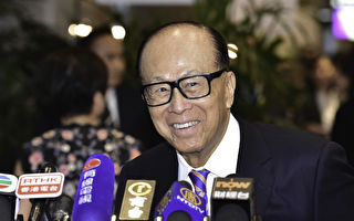 香港首富李嘉誠正式宣布退休