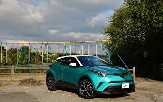 车评:将所有溶为一体 2018 Toyota C-HR