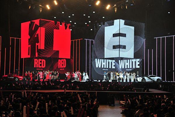 张惠妹重返《巨星红白》 近40组歌手团体接力