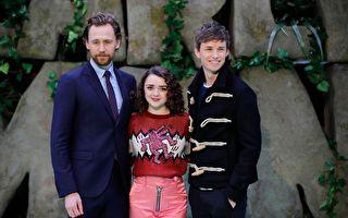 《石器小英雄》世界首映 英國兩大型男亮相