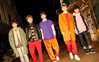 韓團DAY6推出新輯 新曲企劃展現實力