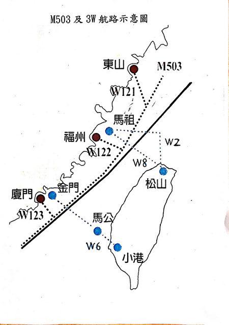 M503爭議 民進黨呼籲中共勿迴避飛安問題
