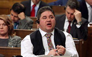 被指性骚扰 加拿大联邦体育部部长辞职