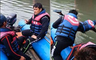 台湾资深救生员教学方式 让你想忘记教练叮咛也难啊!