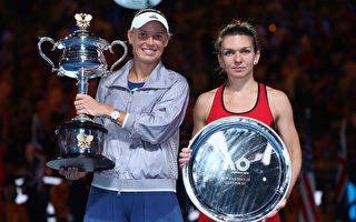 沃茲尼亞奇勇奪澳網女單冠軍 創丹麥歷史