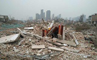 新年首日 河南村民遭強拆無家可歸