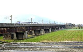 僅存鐵公路共構橋梁  「舊大安溪橋」修復開工